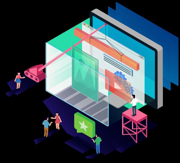 Создание сайтов и реклама в интернете